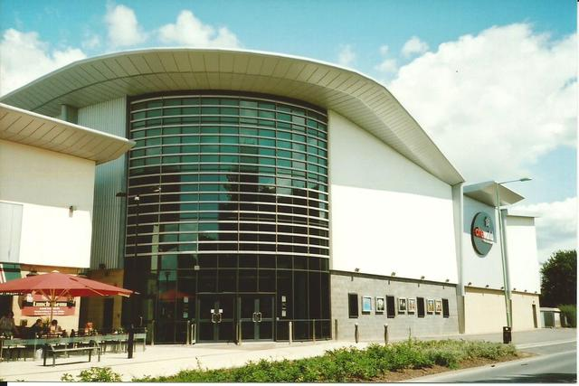 Cineworld Cinema - Haverhill