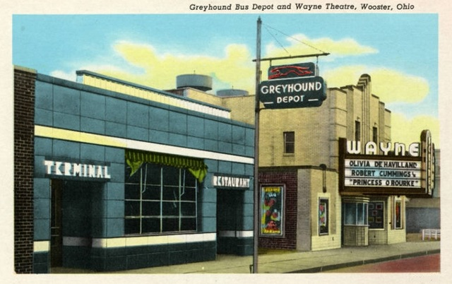 lyric ii theater in wooster oh cinema treasures