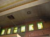 2009, balcony ceiling