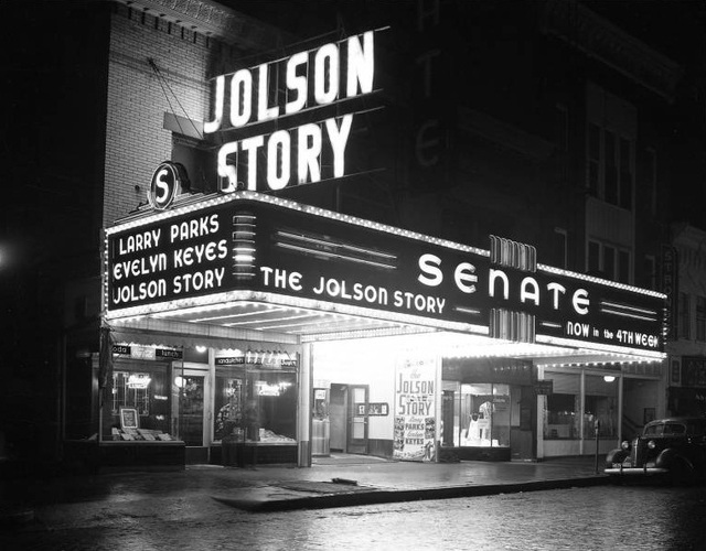 senate theater in springfield il cinema treasures