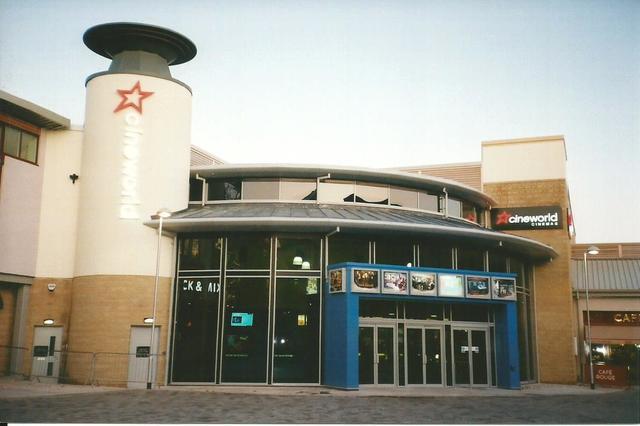 Cineworld Cinema - Witney