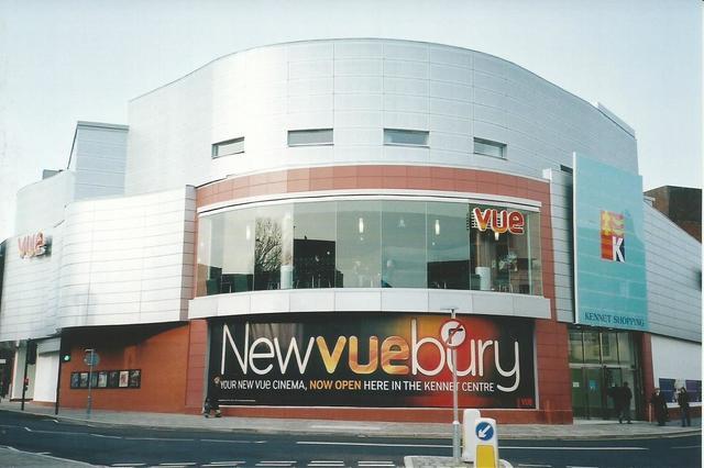 Vue Newbury