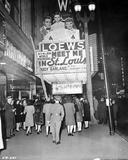 """Meet Me In St. Louis"" World Premiere 11/22/44, photo courtesy of the Vintage St. Louis Facebook page."