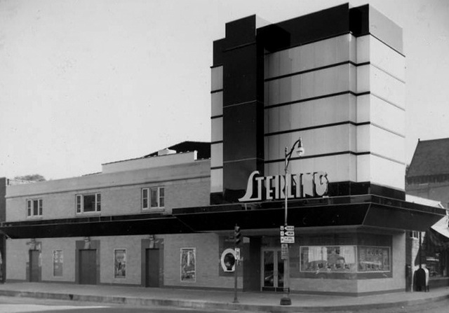 Movie theater sterling illinois