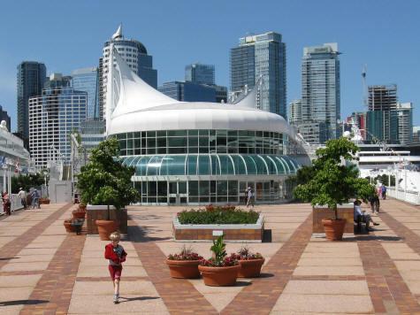 CN IMAX Theatre Canada Place