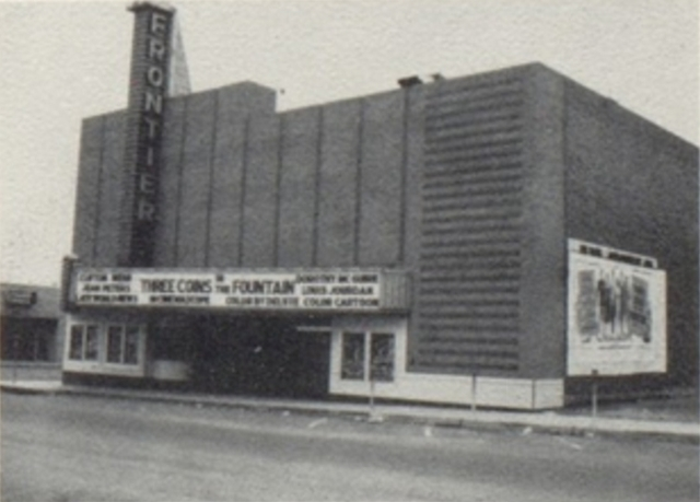 Frontier Theater