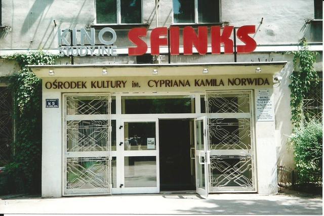 Kino Sfinks