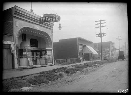 Cedar Cottage Theater
