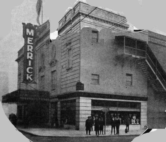 Merrick movie theater