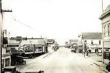 Circa 1935 photo of the original Fortuna Theatre courtesy of Terry Koenig.
