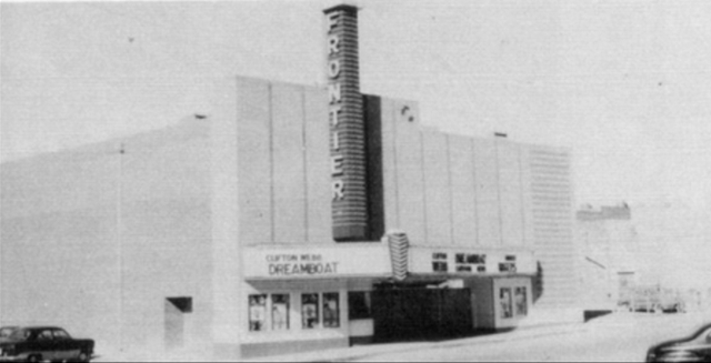 Frontier Theater 1953