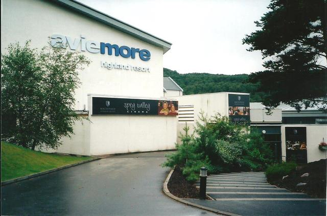 Spey Valley Cinema