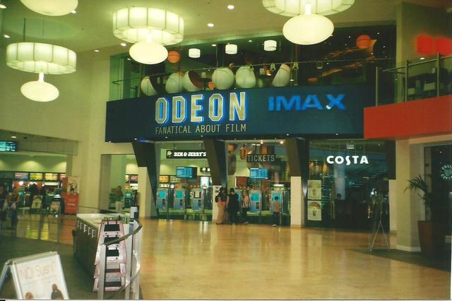 Odeon Metrocentre Gateshead
