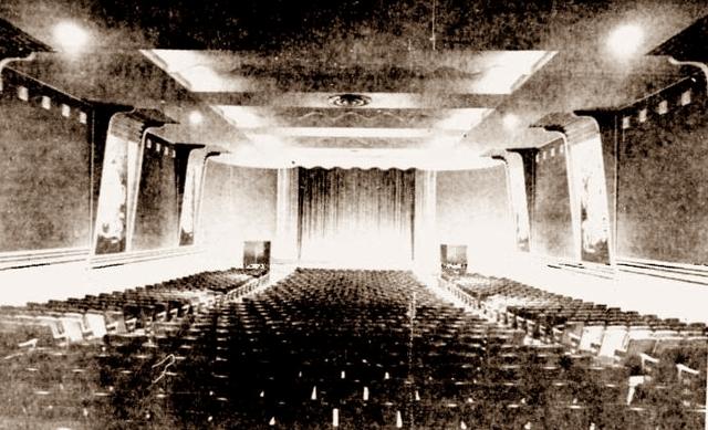 Newport Interior