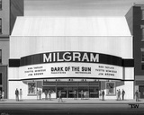 CONCEPT RENDERING OF THE MILGRAM THEATRE