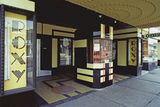 <p>This is what the Roxy's entrance looked like when we renovated the theatre in about 1977.</p>