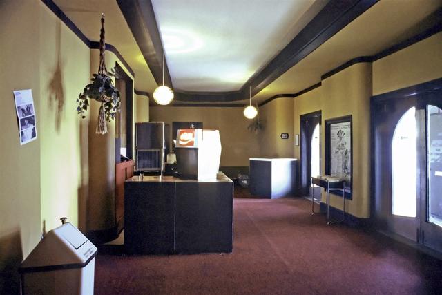 Roxy lobby