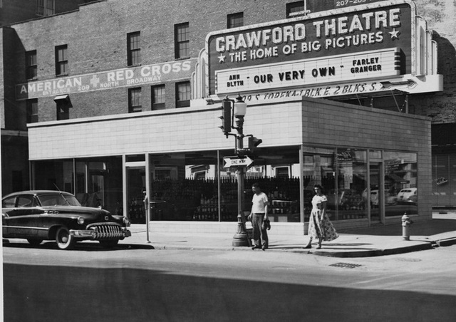 Crawford Theatre