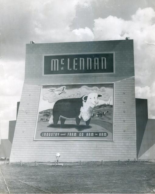 McLennan Drive-In