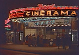 "1953 ""This is Cinerama"" at the Boyd"