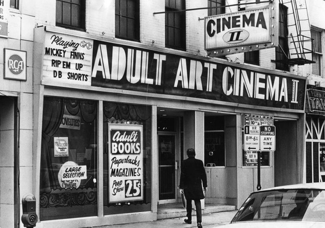 Adult Art Cinema
