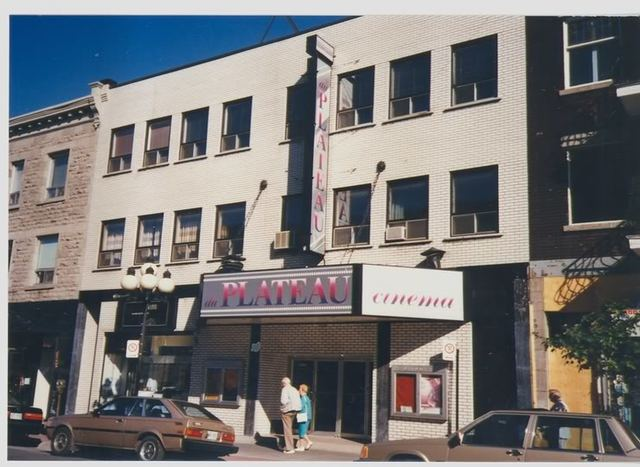 Cinema du Plateau