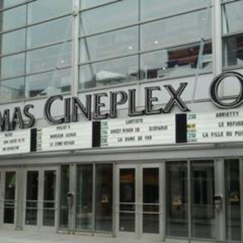 Cinéma Cineplex Odeon Quartier Latin 17