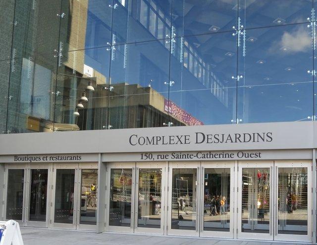 Complexe Desjardins 4 Cinemas