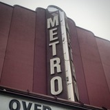 The Metro Theatre Marquee