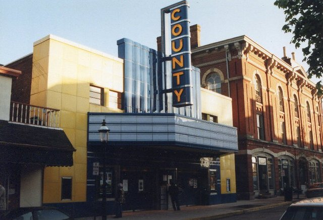 County Theater daytime photo