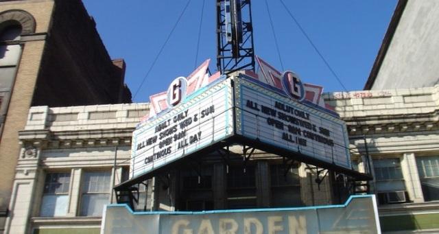 Garden Theatre in Pittsburgh, PA - Cinema Treasures