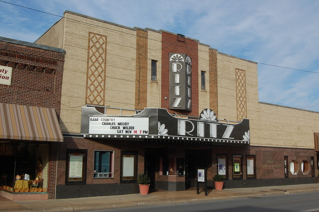 Ritz Civic Center