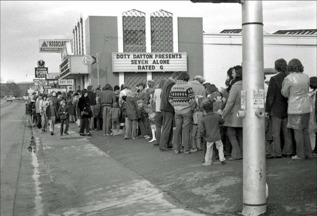Vista Theatre 1975