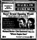 Dublin Cinema ad