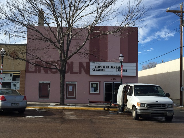 Lincoln Theatre - Limon CO 2016-01-19