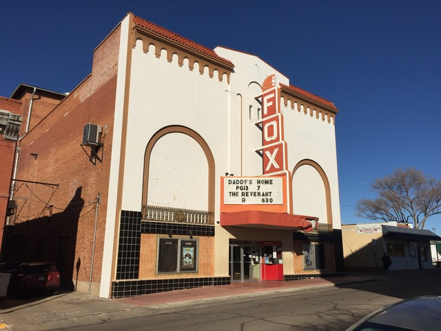 Fox Theater - La Junta CO 2016-01-19