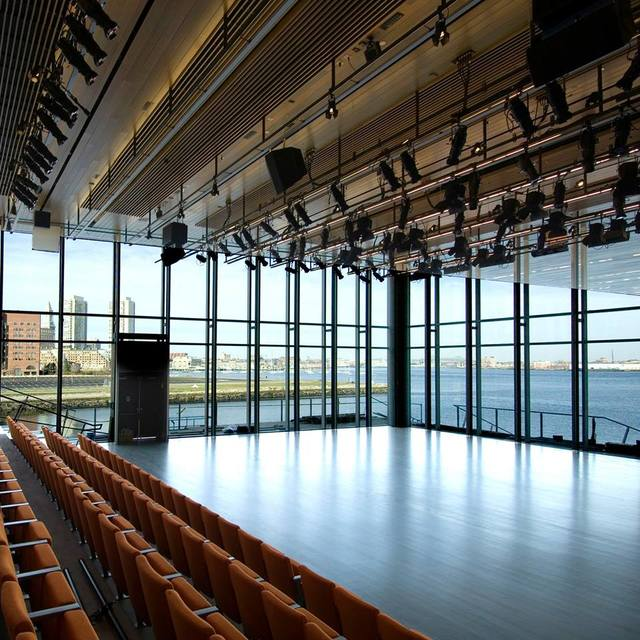Barbara Lee Family Foundation Theater at the ICA