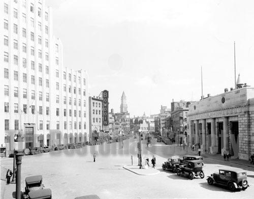 Bowdoin Square Theatre