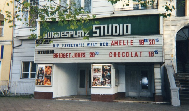 Kino Berlin Bundesplatz