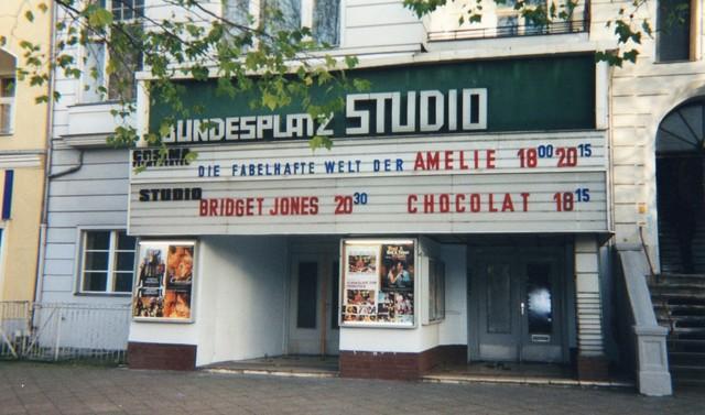 Bundesplatz Studio Kino