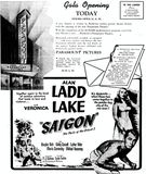 March 3rd, 1948 grand opening ad