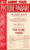 Loew's State program from September 14, 1935