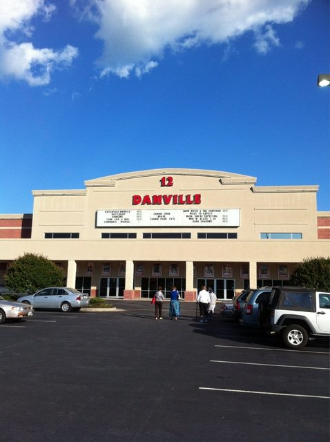 Danville Stadium Cinema 12