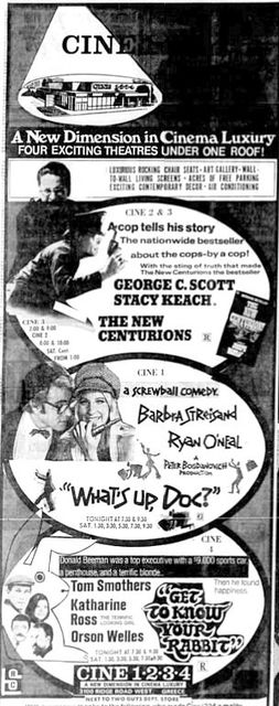 August 18th, 1972 grand opening ad