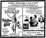 December 22nd, 1972 grand opening ad