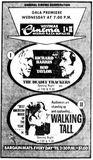 November 16th, 1973 grand opening ad