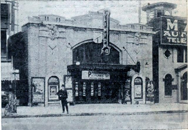 Clinton Square Theatre