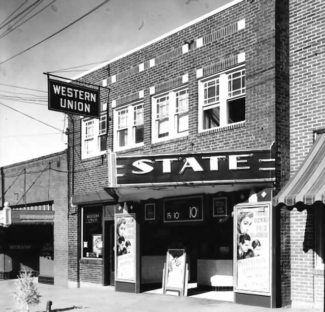 State Theatre  116 N. Wewoka Avenue, Wewoka, OK...1939.