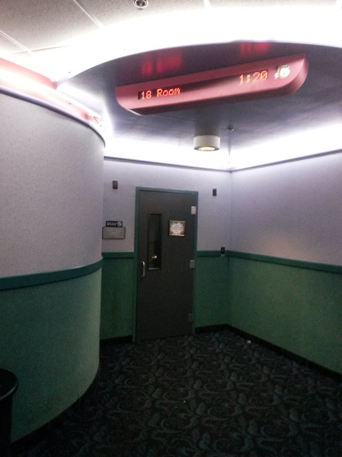 Regal Cinemas Sawgrass 23- Auditorium 18 Entrance