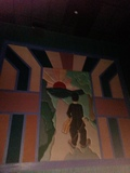 "Regal Cinemas Sawgrass 23 - Auditorium 14 Mural ""Charlie Chaplin"" Alt"